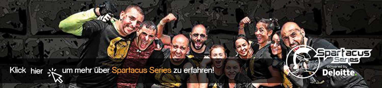 Veranstalter Spartacus Series - mit