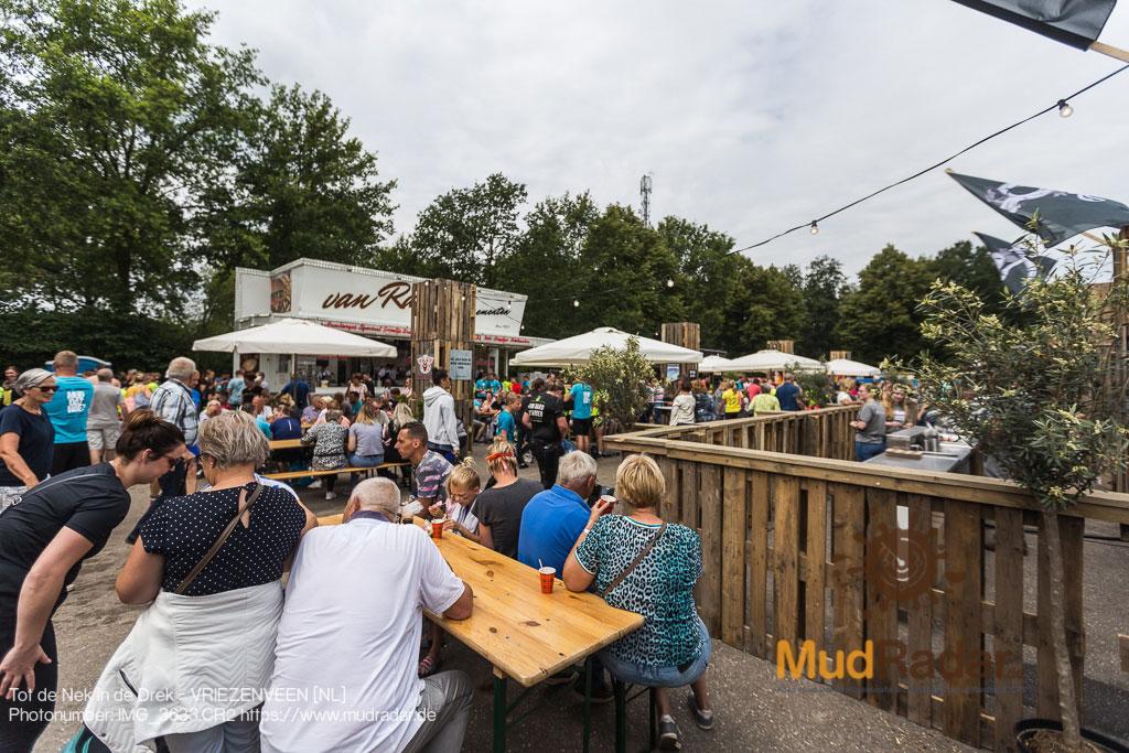 Tot de Nek in de Drek Vriezenveen 2019 - Eventgelände 2