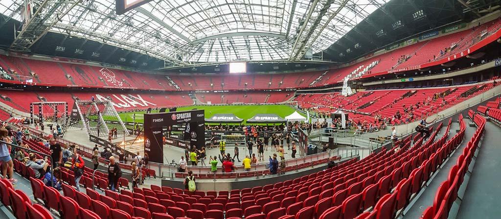 Spartan Stadion Amsterdam 2019 - Stadion