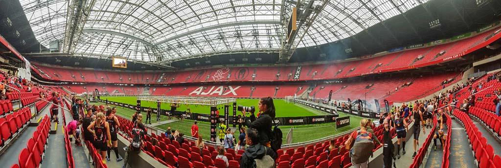 Spartan Stadion Amsterdam 2019 - Stadion 2