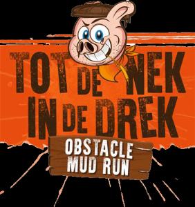 Tot de Nek in de Drek - Logo