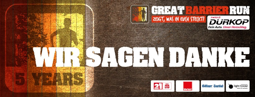 5 Jahre Great Barrier Run Göttingen