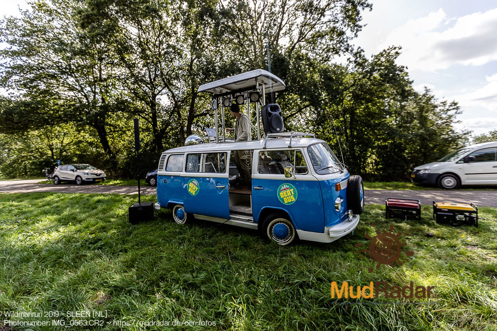 Partybus - Wildman Run Sleen 2019