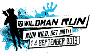 Logo Wildman Run 2019 14. September