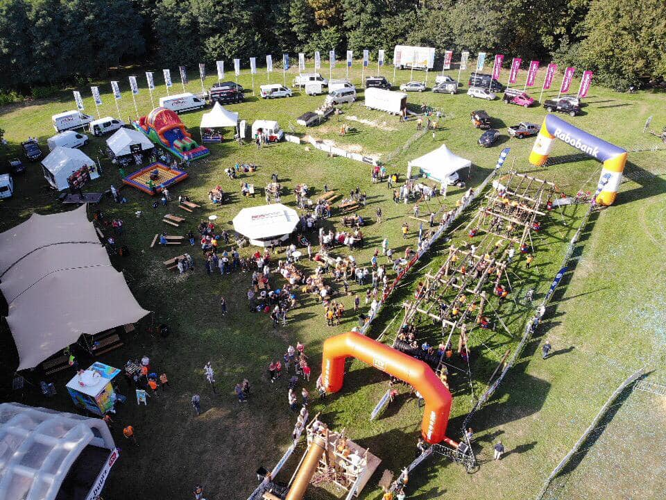 Eventplatz Wildman Run Sleen 2019