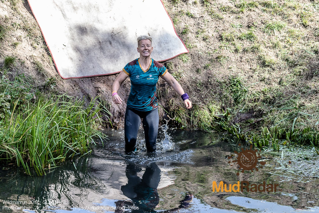 Wasserhindernisse Wildman Run Sleen 2019