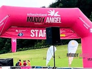 Muddy Angel Mitten in Deutschland 16.08.2020