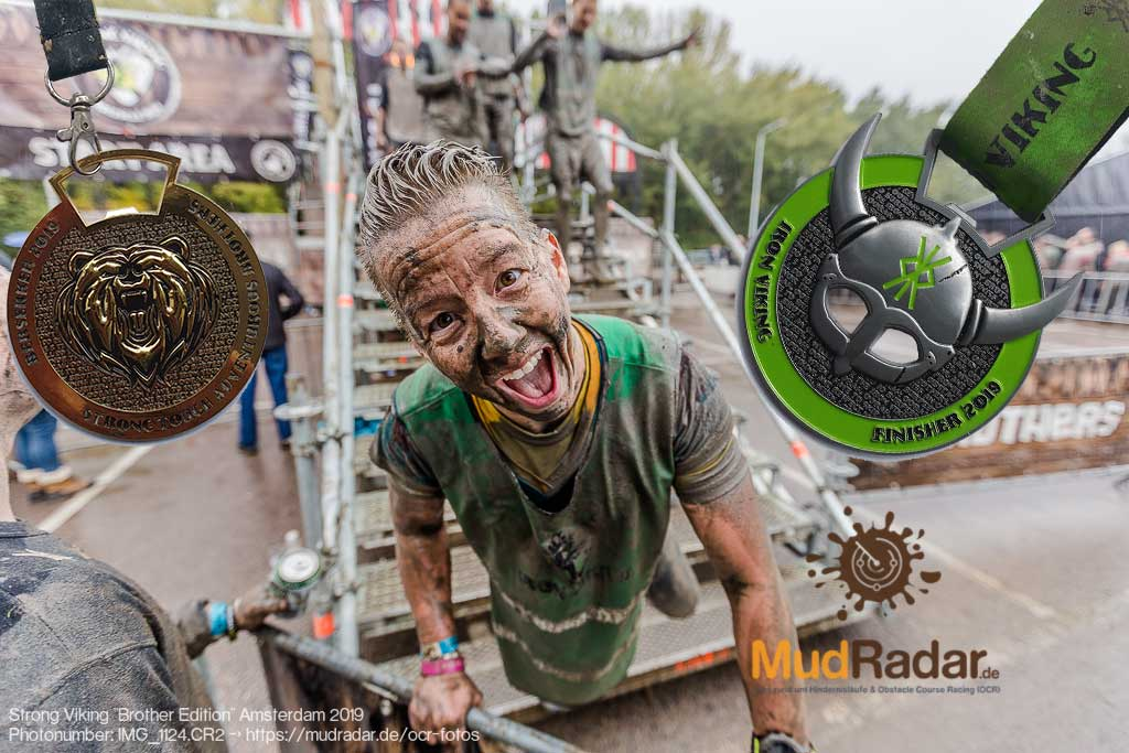 Strong Viking Brother Edition Amsterdam 2019 - FINISHER