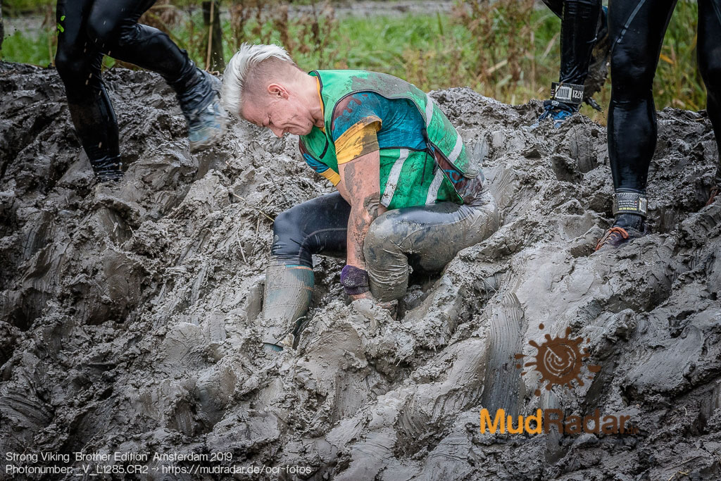 Strong Viking Brother Edition Amsterdam 2019 - Mud Trenches