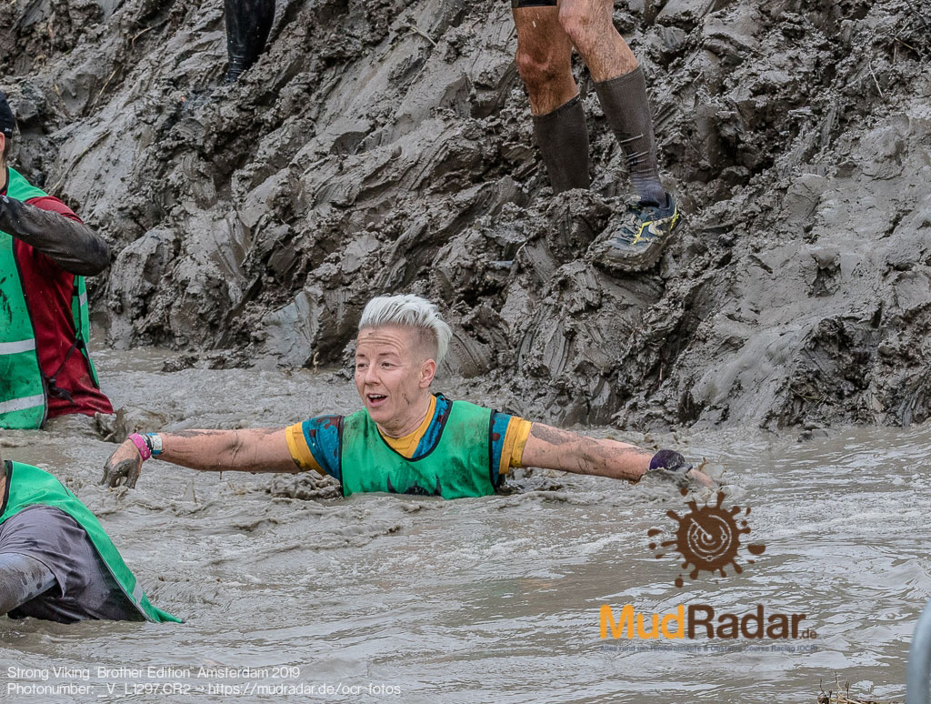 Strong Viking Brother Edition Amsterdam 2019 - Mud Trenches 1