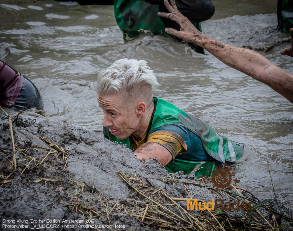 Strong Viking Brother Edition Amsterdam 2019 - Mud Trenches 2