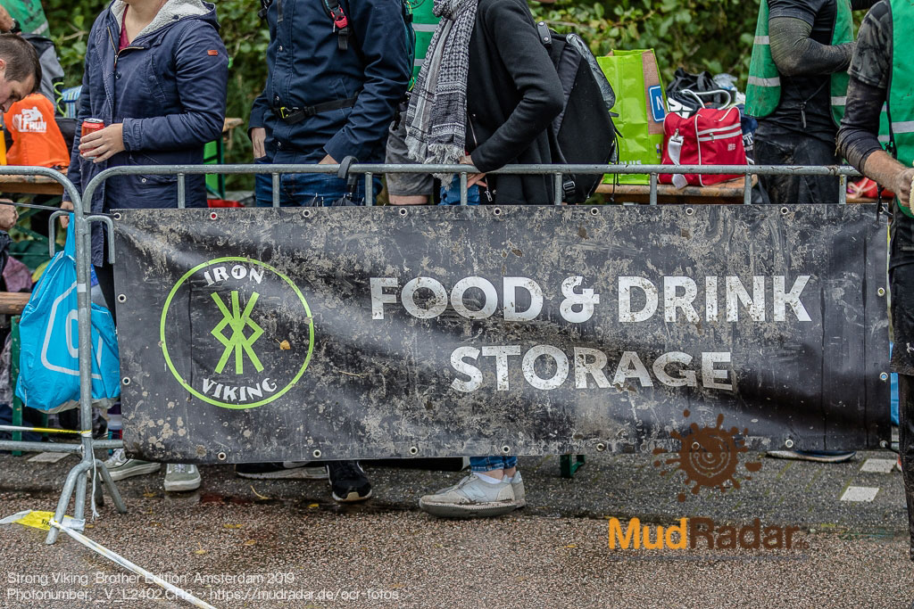 Strong Viking Brother Edition Amsterdam 2019 - Food & Drink Stotage