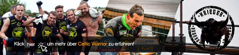 Celtic Warrior Veranstalter - mit