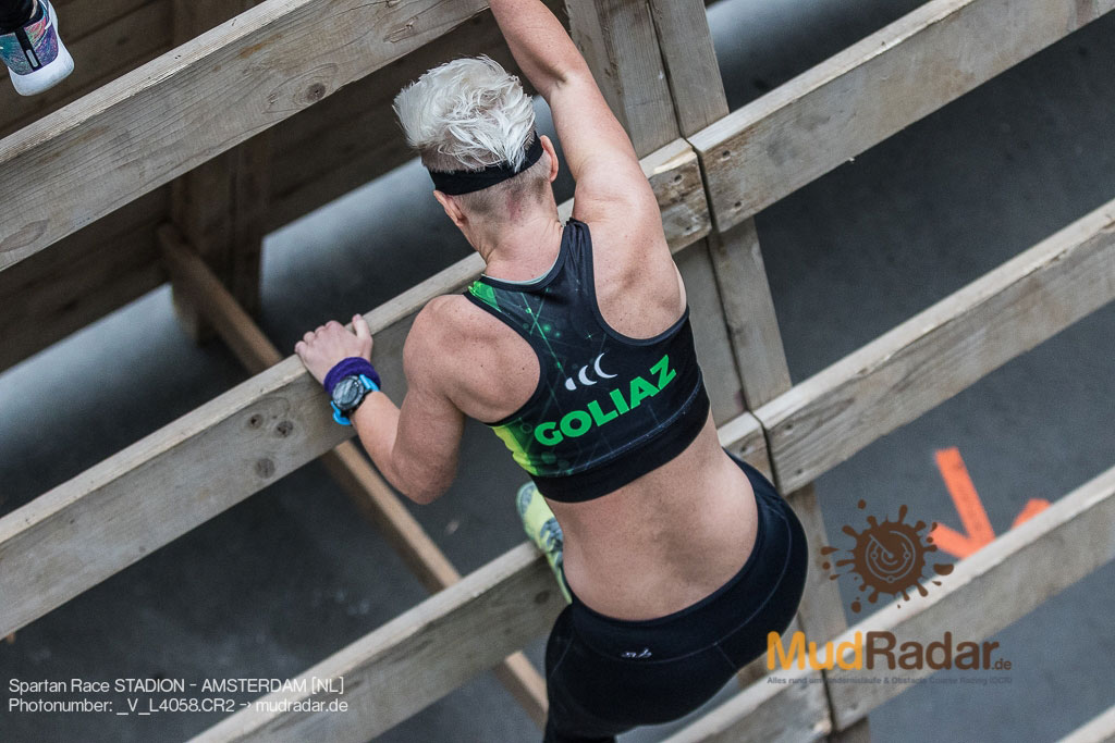 Spartan Race Stadion Amsterdam 2019 - Galerie 10