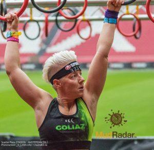 Spartan Race Stadion Amsterdam 2019 - Climb