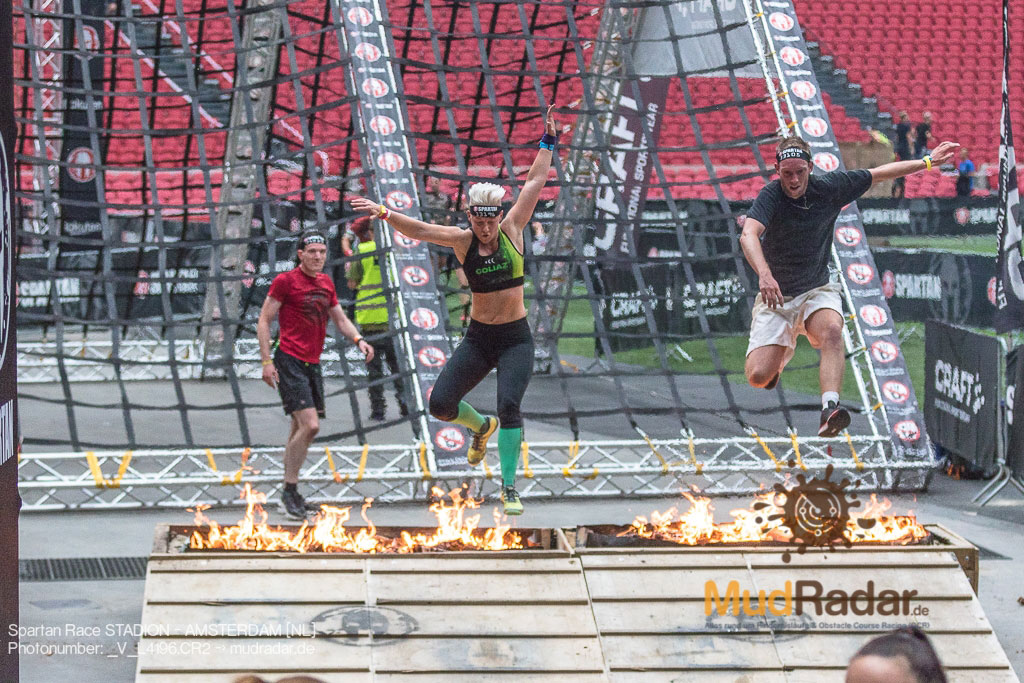 Spartan Race Stadion Amsterdam 2019 - Galerie 2