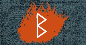 Logo Strong Viking Brother Edition