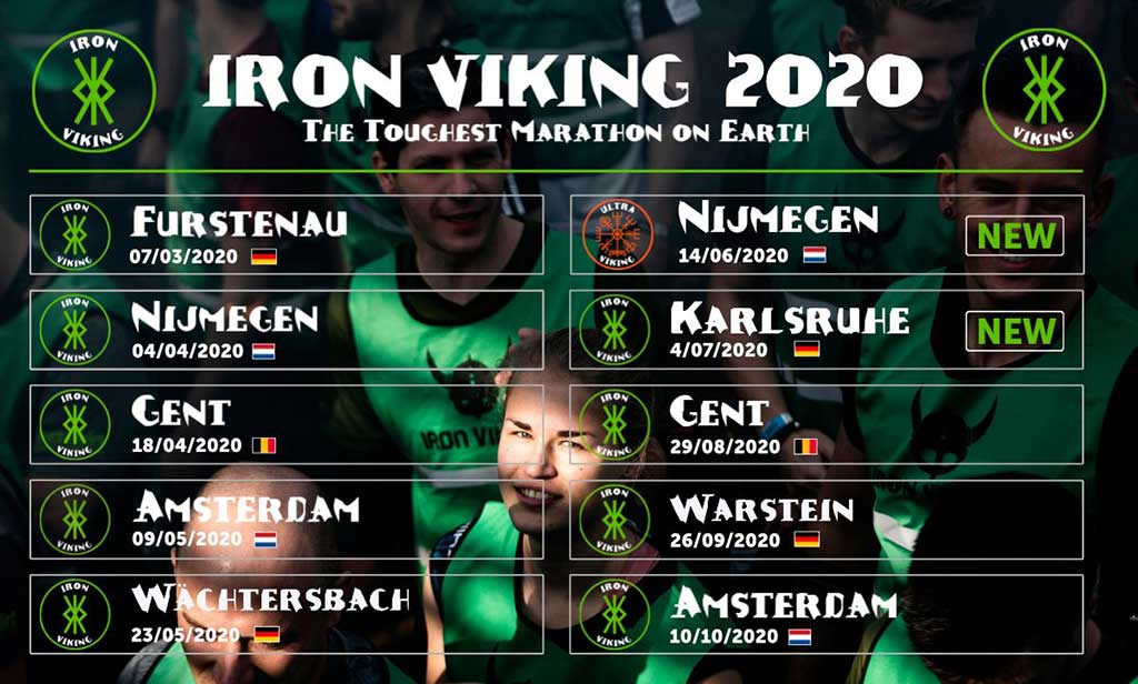 Strong Viking Iron/Ultra-Übersicht 2020