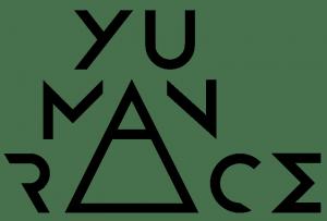 Logo Yu Man Race schwarz 2020