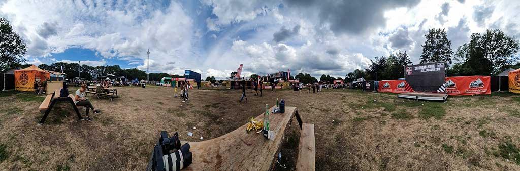 Panorama Strongmanrun Hellendoorn 2019 [NL]