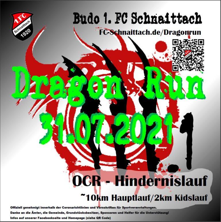 Dragon Run Schnaittach 31.07.2021
