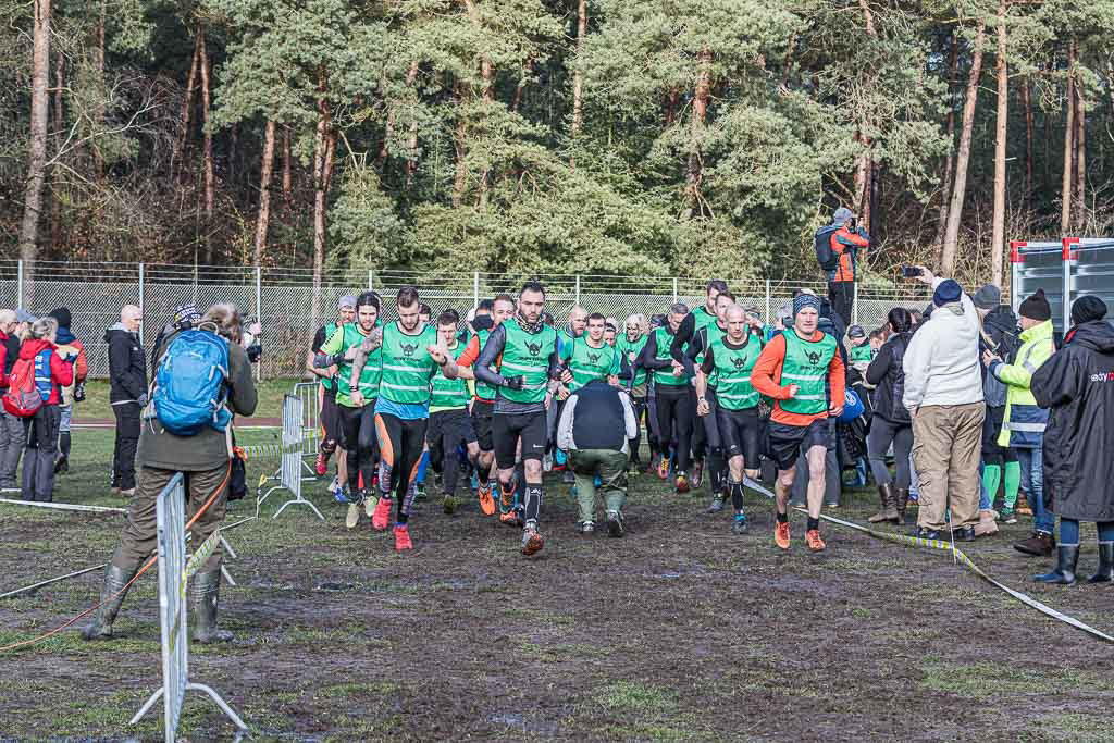 Start Iron Viking - Strong Viking Mud Edition Fürstenau 2020