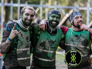 24.04.2021 Strong Viking - Iron Viking - Mud Edition Gent 2021