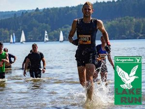 22.08.2021 Lake Run Möhnesee Water Edition