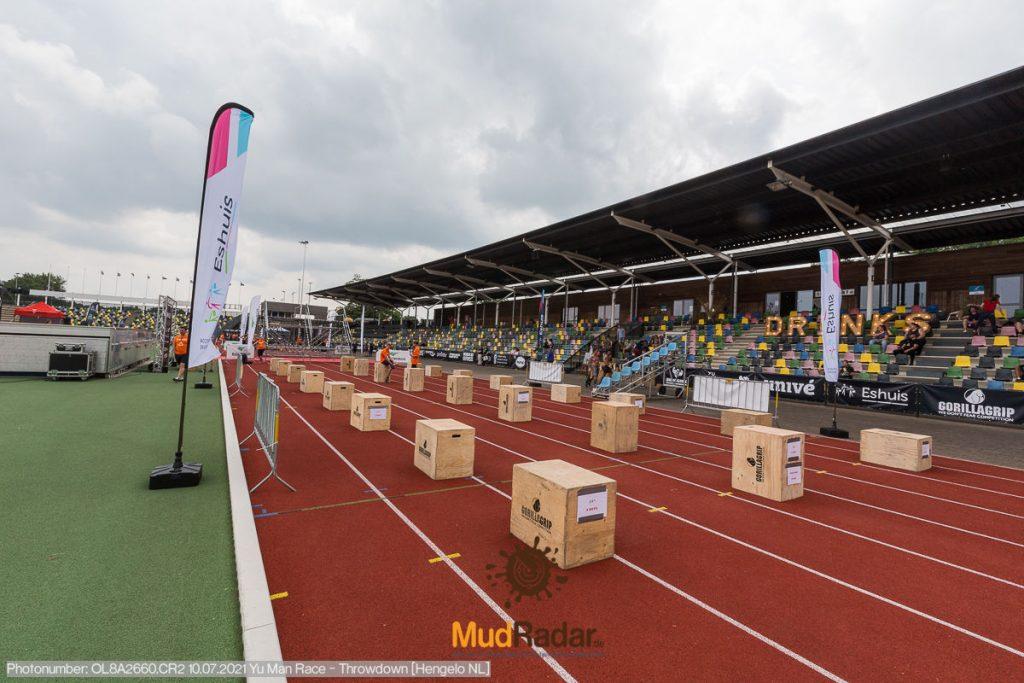 10.07.2021 Yu Man Race - Throwdown - Hengelo